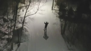 Drone Malone: Night skiing in Walden focus of latest video