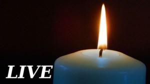 """<font color=""""#ff0000"""">Video:</font> Candlelight vigil honours Quebec City mosque victims"""