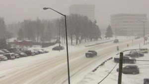 <b>Timelapse: What does 108 million tonnes of snow look like?</b>