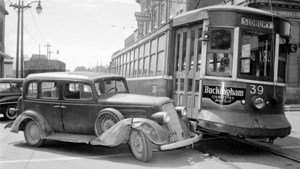 <updated>THROWBACK THURSDAY:</updated> Streetcars, Sudbury's first mass transit system