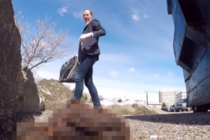 <updated>Video:</updated> Check out what we found while picking up trash downtown
