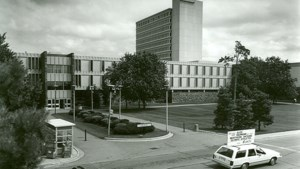 <updated>Throwback Thursday:</updated> A look back at Laurentian University