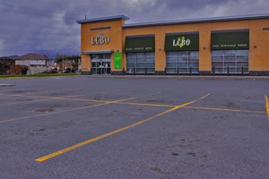 These Sudbury parking lots are eerily quiet today (photos)