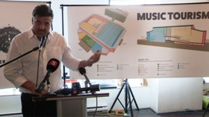 <updated>WATCH NOW:</updated> True North unveils new vision for Sudbury Arena