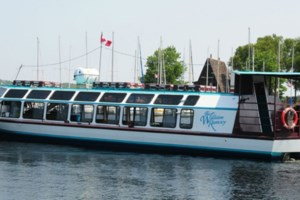 Party boat: NLFB spills out onto Ramsey Lake this year