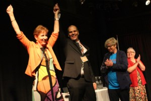 West is best for Sudbury NDP