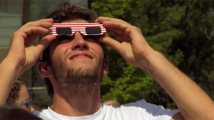 <b>Video:</b> Sudburians gather to witness solar eclipse