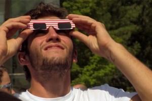 <b>Video:</b> Sudburians gather to witness solar eclipse