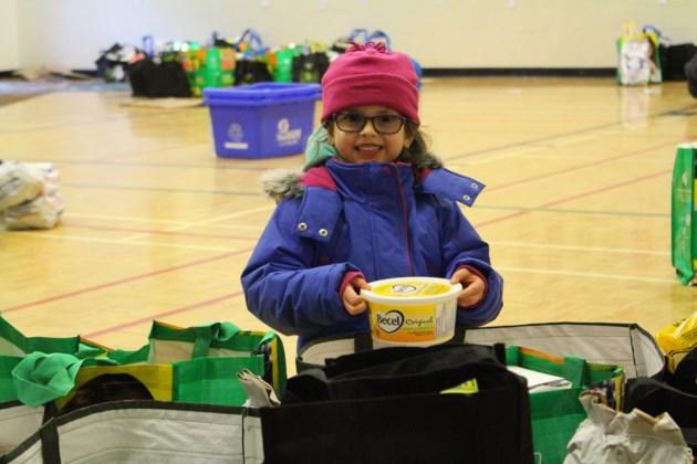 Christmas Food Basket Delivery Sudbury Ontario