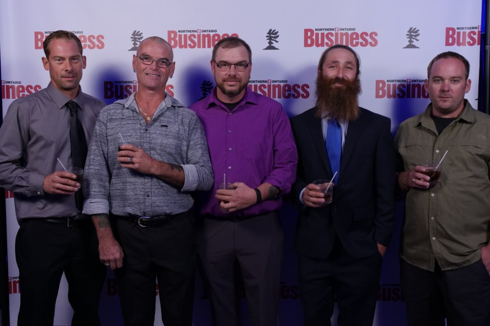 Laurentian Publishing hosted the Northern Ontario Business Awards in North Bay on Sept. 26 and we invited those in attendance to stand on our red carpet and smile for the camera. (Rik Sokolowicz)