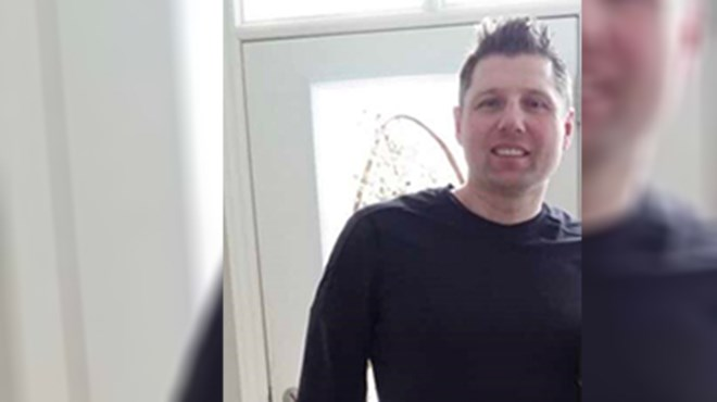 The remains of Jason Bettiol, 45, were found Tuesday, Greater Sudbury Police said. (Supplied)