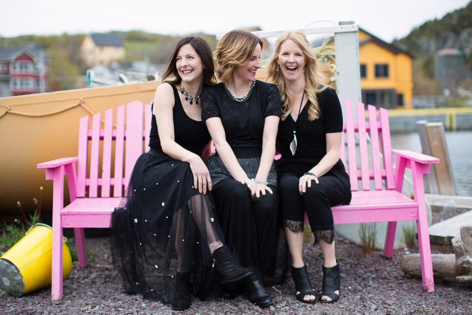 The Ennis Sisters are bringing their Maritime harmonies and down east charm back to Springfest on April 12 at St. Andrew's Place. (Ennis Sisters)