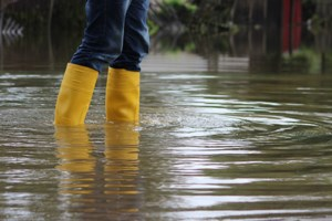 Look out for localized flooding, cautions conservation authority