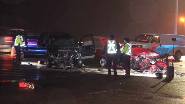 Car Accident Sudbury Ontario