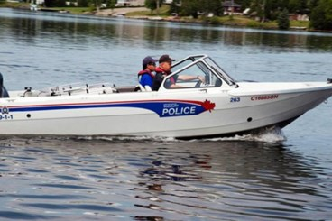 Cops on the water to ensure safe boating this weekend