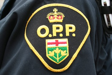 OPP searching for driver who left scene of collision