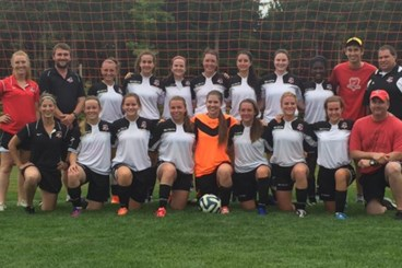 Impact Women take division crown in OWSL
