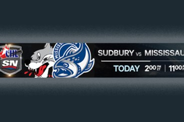 Wolves on Sportsnet this afternoon