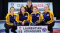 Laurentian ladies are national curling champs