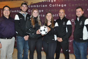 Cambrian to host women's provincial soccer championships
