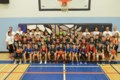 Youngsters tune their basketball skills at summer camp