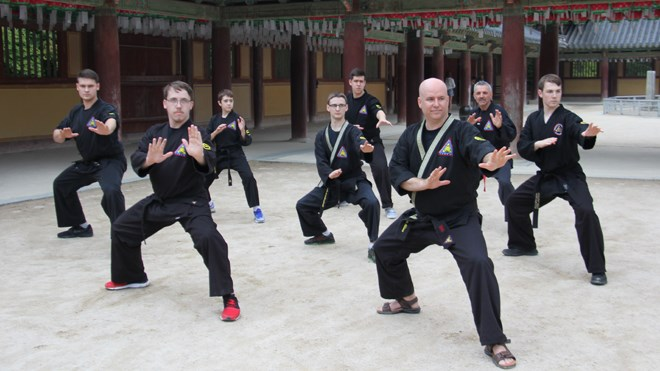 Members from the Sudbury and Valley KMAC have returned from a tour of Korea, where they not only had a chance to learn from high-ranking masters, but they also competed at the World Hapkido Championships.