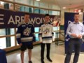 <updated>Updated: </updated>Wolves unveil their new jerseys