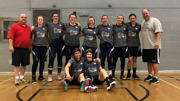 A Basketball Tournament Win In Montreal For Sudbury Girls Sudbury Com