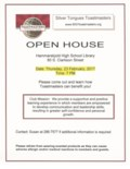 Toastmasters Open House - Feb 23 (Thurs) 7pm