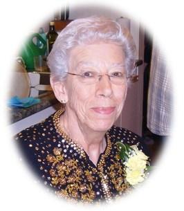 Gweneth Louise Betts