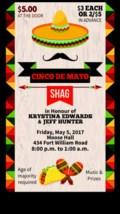 Cinco de Mayo Shag for Krystina Edwards & Jeff Hunter