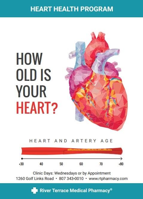 Heart Health sign
