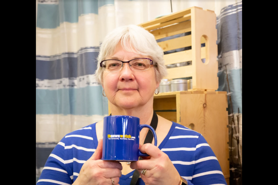 Randle's Candles is a small business Lynda Randle built for her family. (Photo by Ayano Hodouchi-Dempsey)