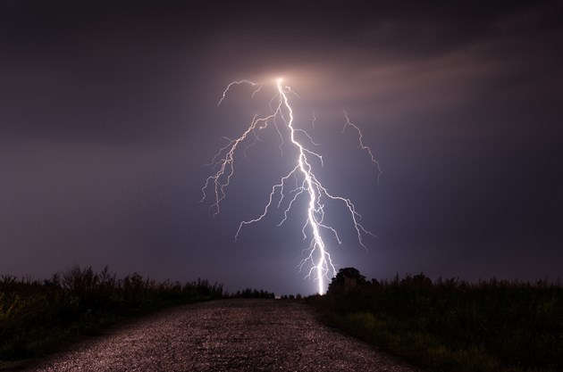 Severe Thunderstorm Watch Issued For Thunder Bay And Area