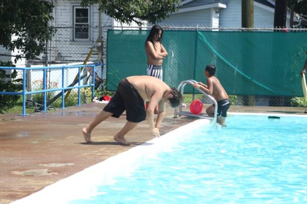 Dease Pool 2011