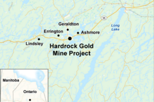 Environmental review proceeds for Greenstone gold mine