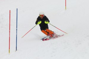 City setting stage for national ski competition