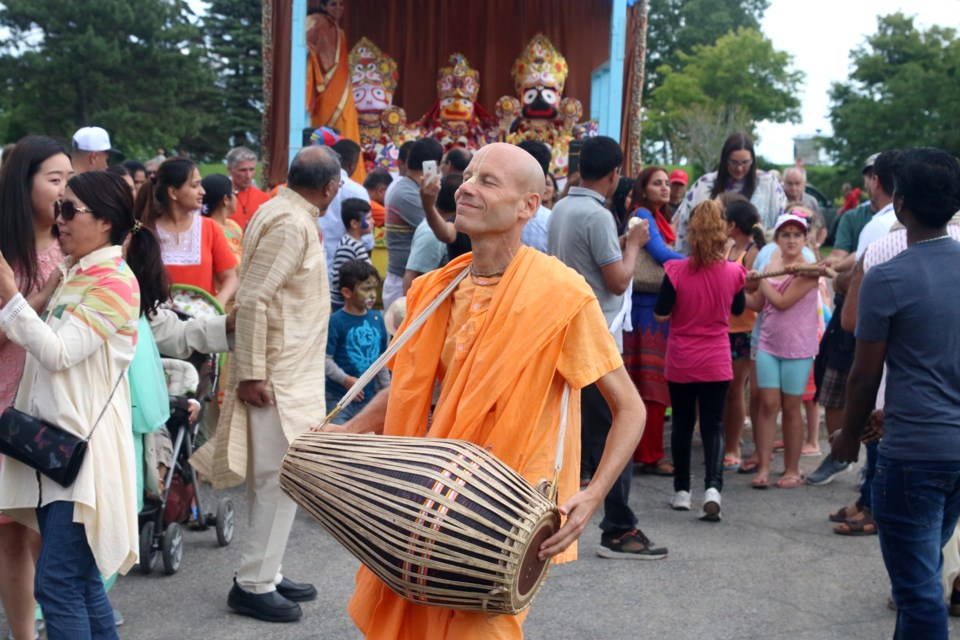 The 8th annual Festival of India was held at Marina Park Saturday afternoon, bringing thousands in to celebrate India culture and traditions.