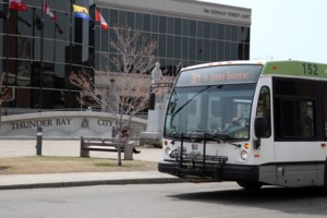 City hall transit hub to get enhancements