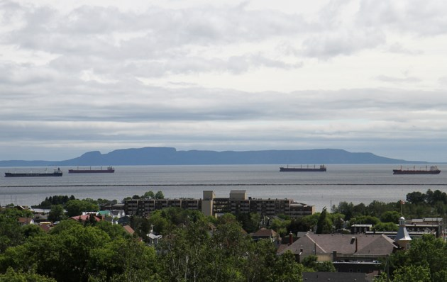 Thunder Bay harbour