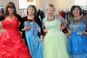 Local organization collecting gowns for girls