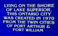 Jeopardy contestants blank on local question