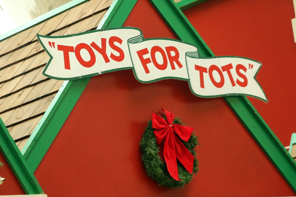 Toys For Tots Campaign : Toys for tots launches tbnewswatch