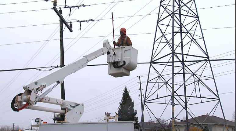 Power outage affects thousands in region