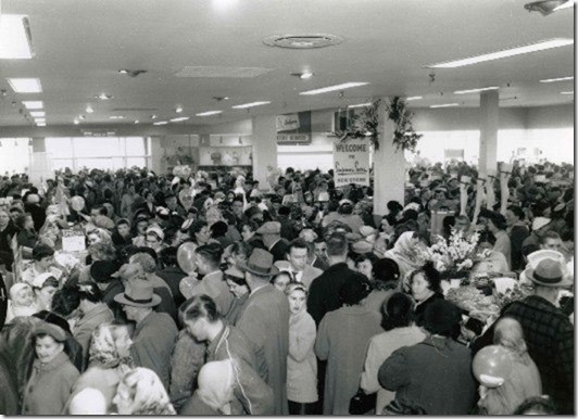 Sears opening