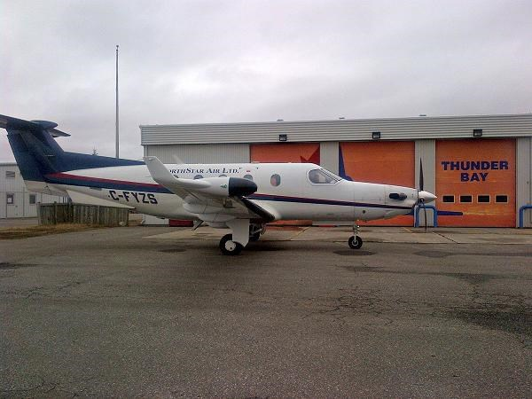 Pilatus PC-12 (Supplied photo)