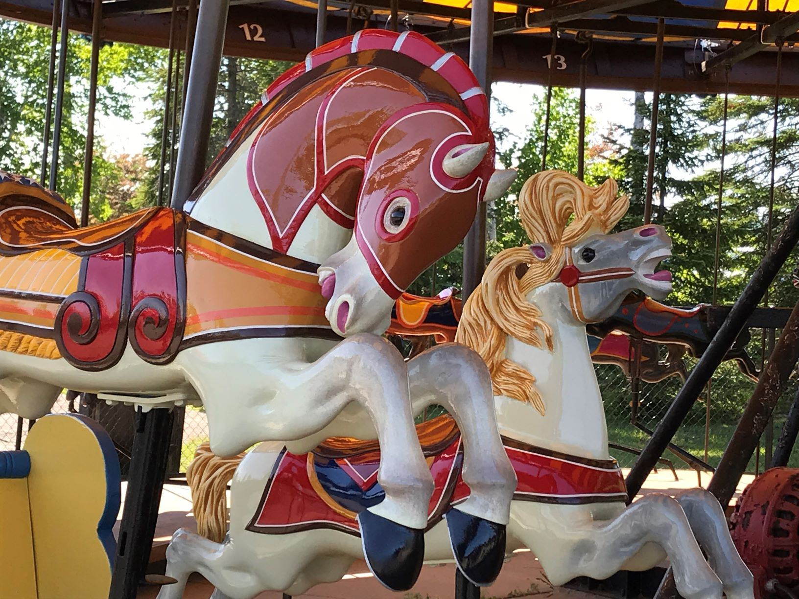 Chippewa carousel fundraising concert axed