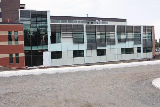 LU CASES building