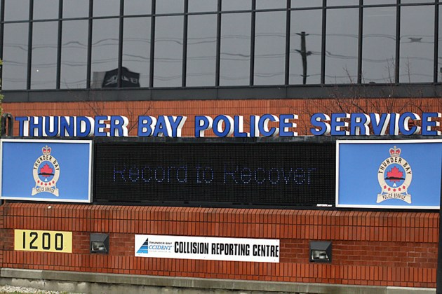 Thunder Bay Police Service station