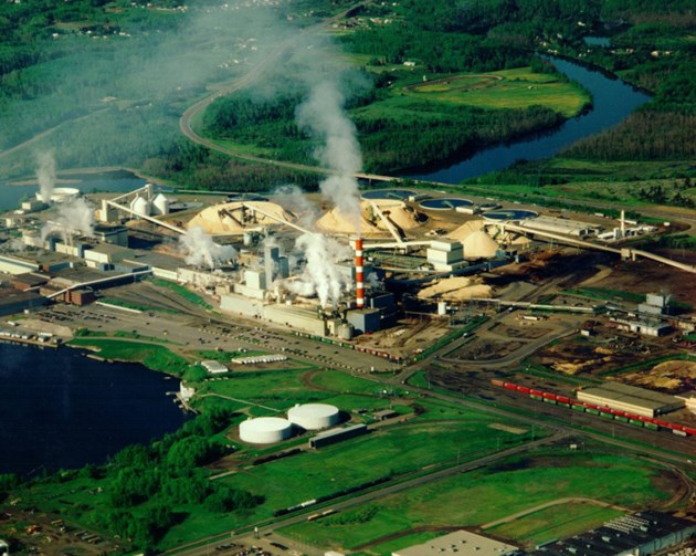 Resolute Thunder Bay mill